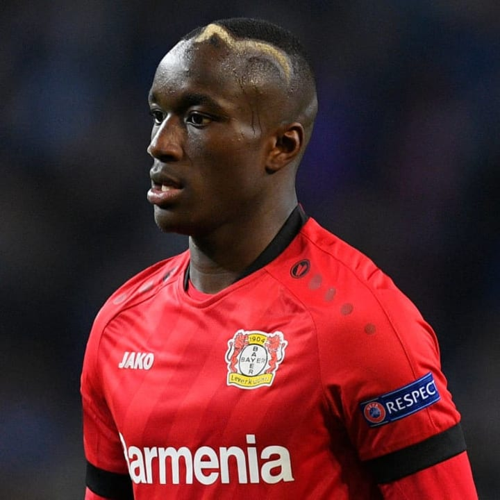 Diaby has benefited from teammate Bailey's injury issues and established himself as a first team player for Leverkusen
