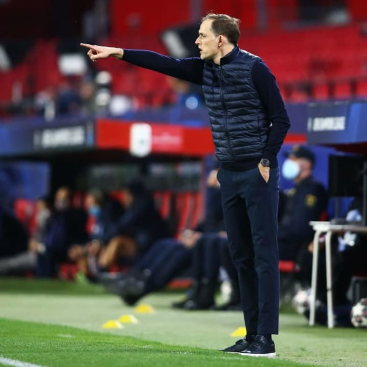 Thomas Tuchel produced a professional display against Porto