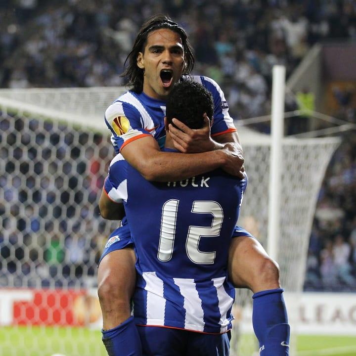 Radamel Falcao, Givalnildo Vieira 'Hulk'
