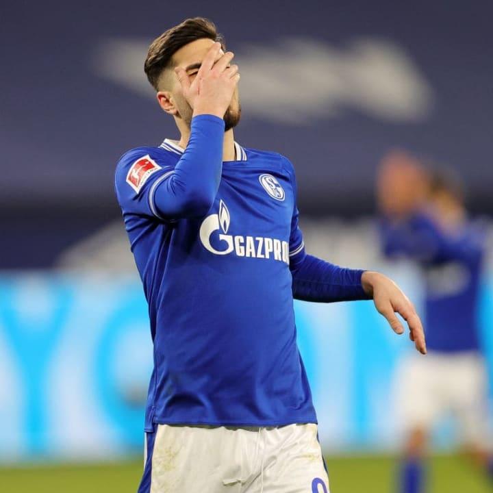 Suat Serdars Torschuss war einer von insgesamt zwei der Schalker