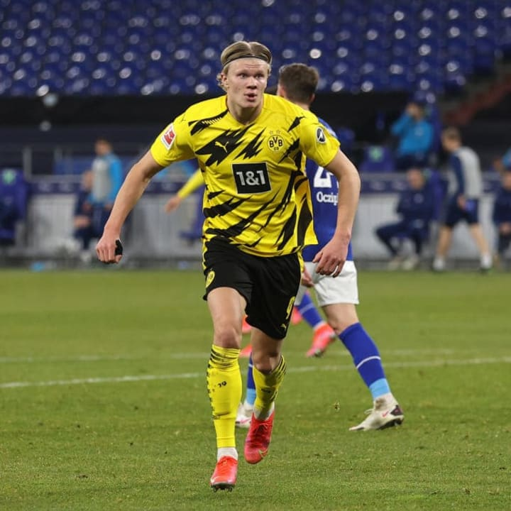 Chelsea are keen to sign Haaland