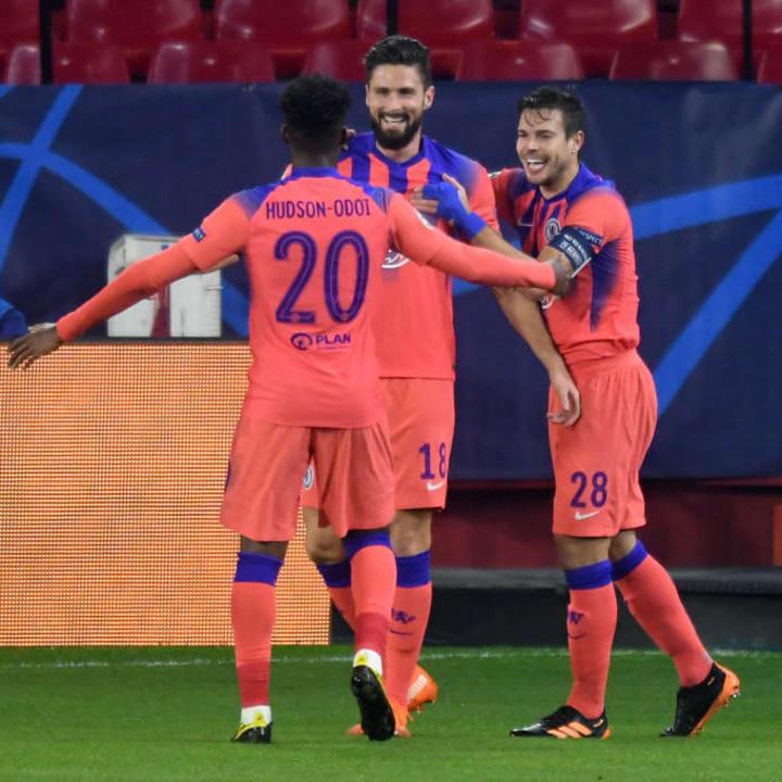 FC Sevilla - Chelsea FC: Group E - UEFA Champions League