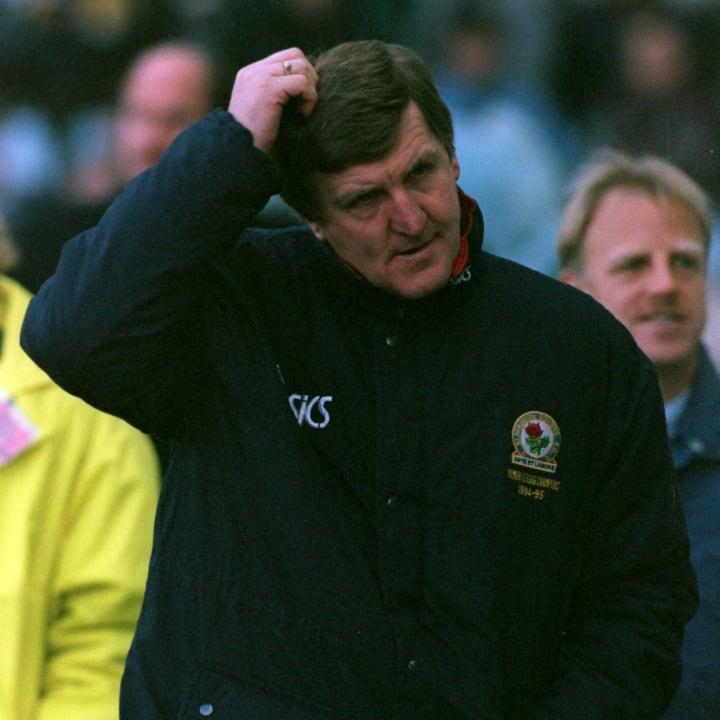 FILE PHOTO Former Blackburn Manager Ray Harford Dies At 58