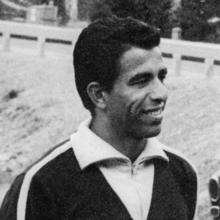 Vava won back-to-back World Cups with Brazil