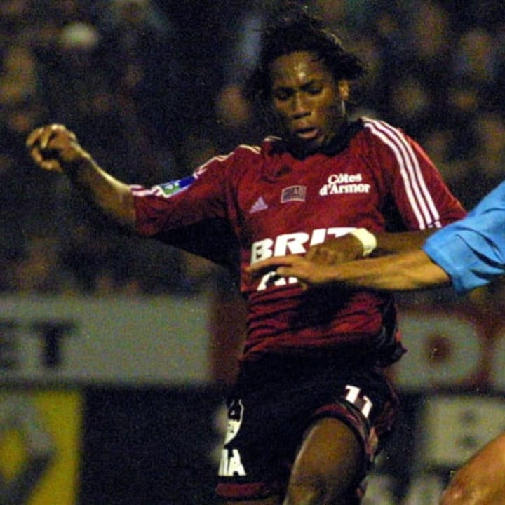 Harry Redknapp scouted Didier Drogba in 2003