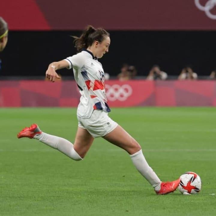 FOOTBALL-OLY-2020-2021-TOKYO-JPN-GBR