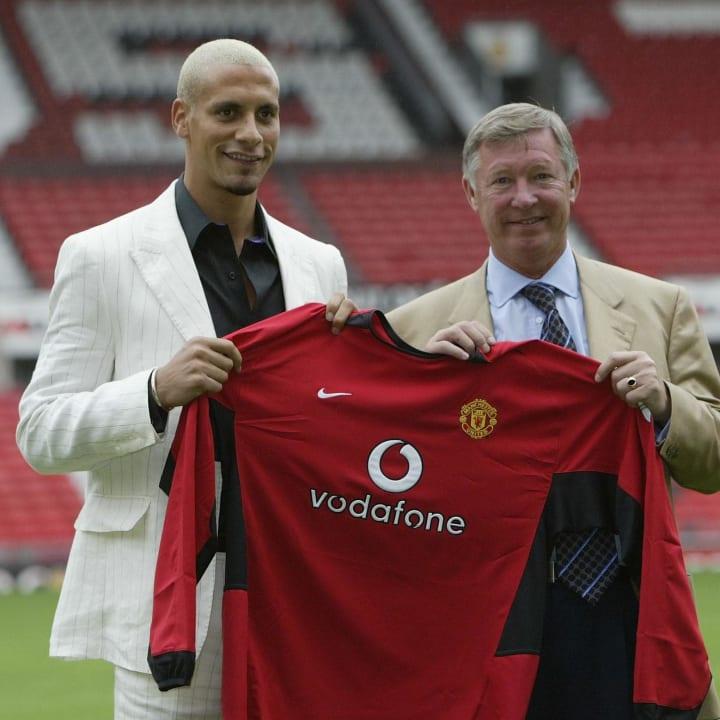 Arguably Manchester United's best ever defender