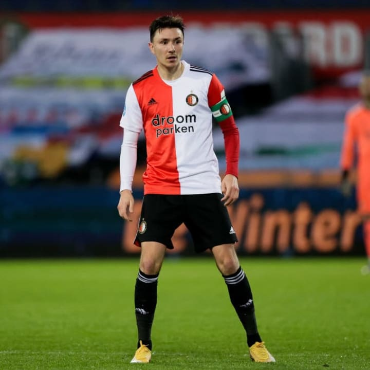 Feyenoord are still in the Eredivisie title race