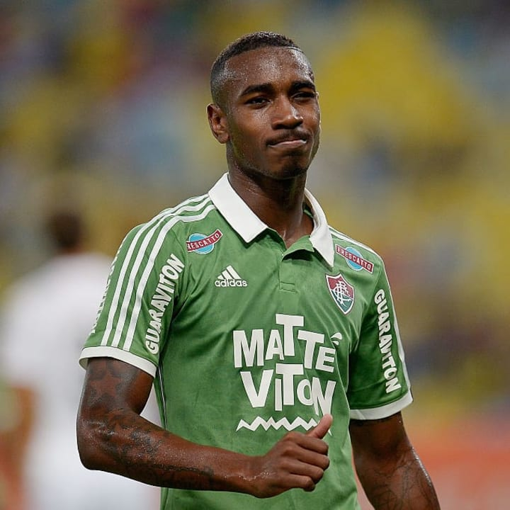 Gerson started out at Fluminense