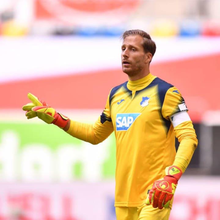 Oliver Baumann steht erstmals im Kader der deutschen A-Nationalmannschaft