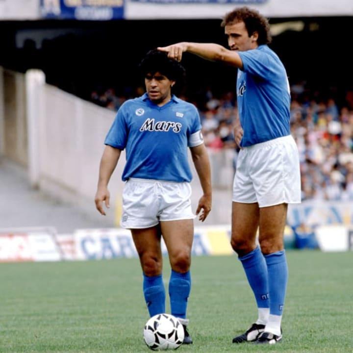 Diego Armando Maradona, Diego Maradona