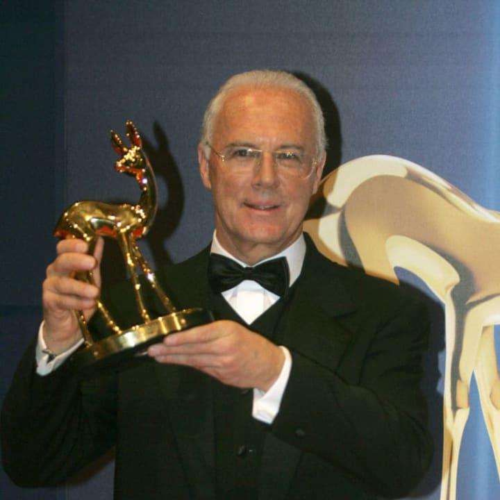 Franz Beckenbauer, head of the 2006 Worl