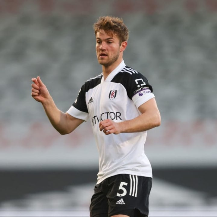 Joachim Andersen has signed for Palace