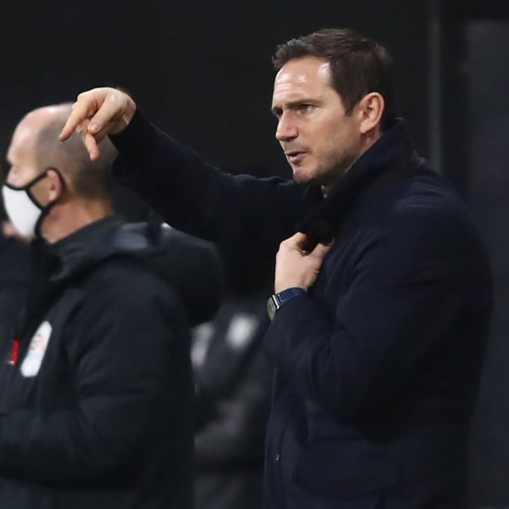 Heading to Leicester will be no easy task for Lampard's men