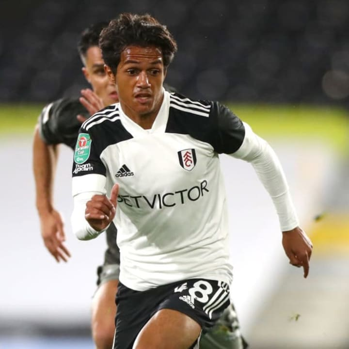 Fabio Carvalho scores & creates for Fulham Under-23s