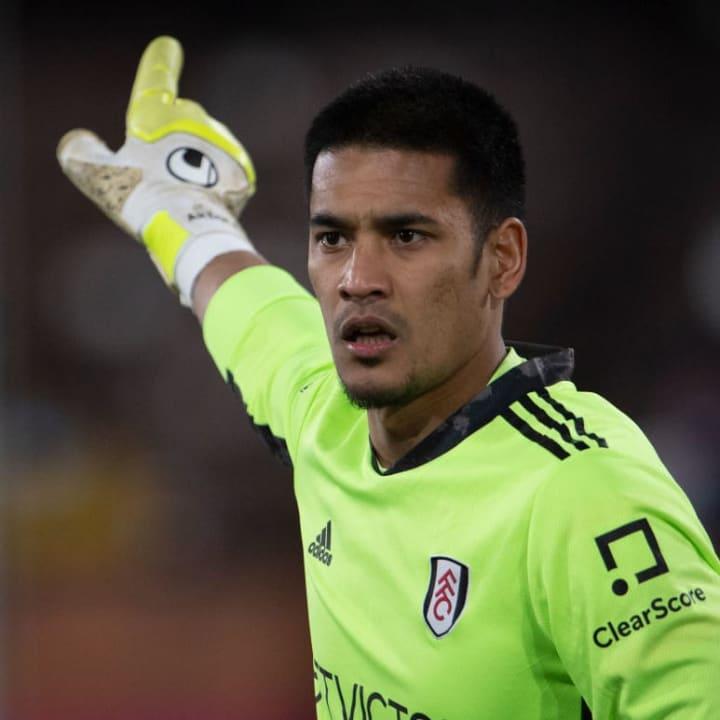 Alphonse Areola has joined West Ham