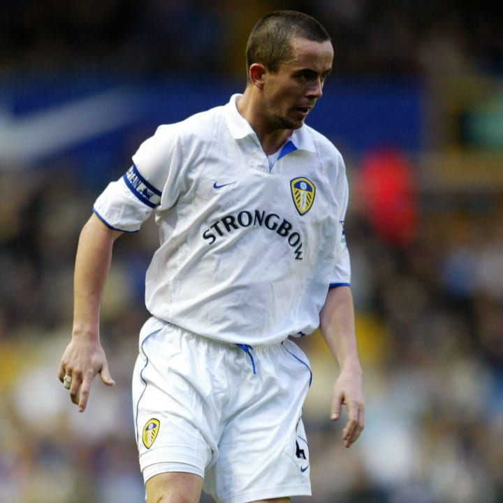 Gary Kelly of Leeds United