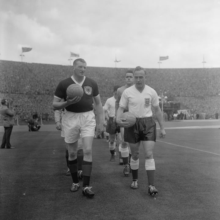 George Young, Billy Wright