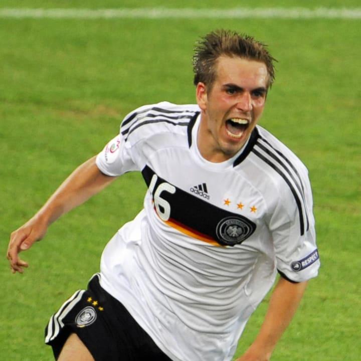 Philipp Lahm at Euro 2008