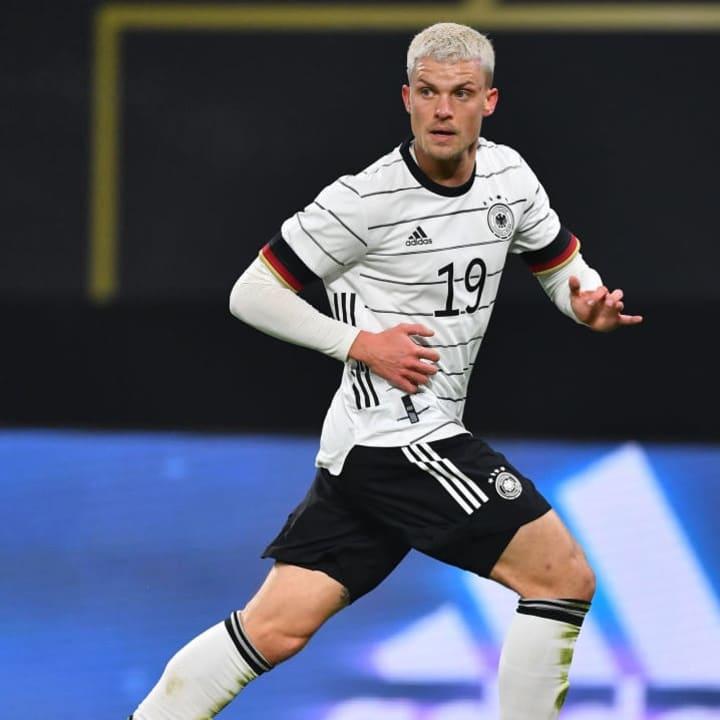Starkes Debüt: Philipp Max überzeugte in seinem ersten Länderspiel