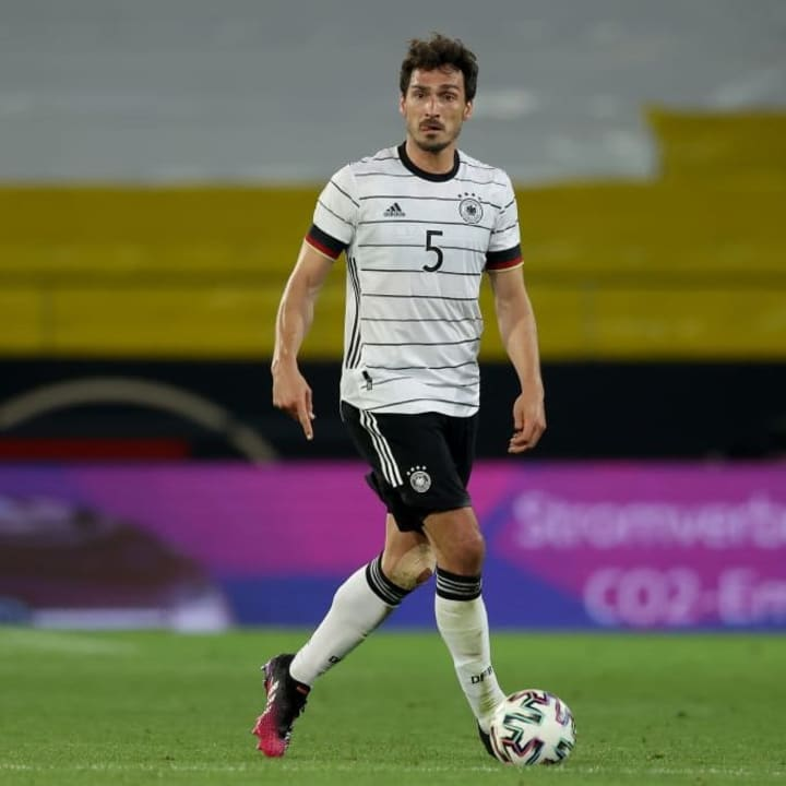 Mats Hummels has been recalled to the squad