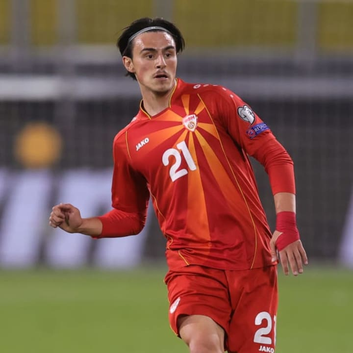 Eljif Elmas could be a massive player for North Macedonia this summer
