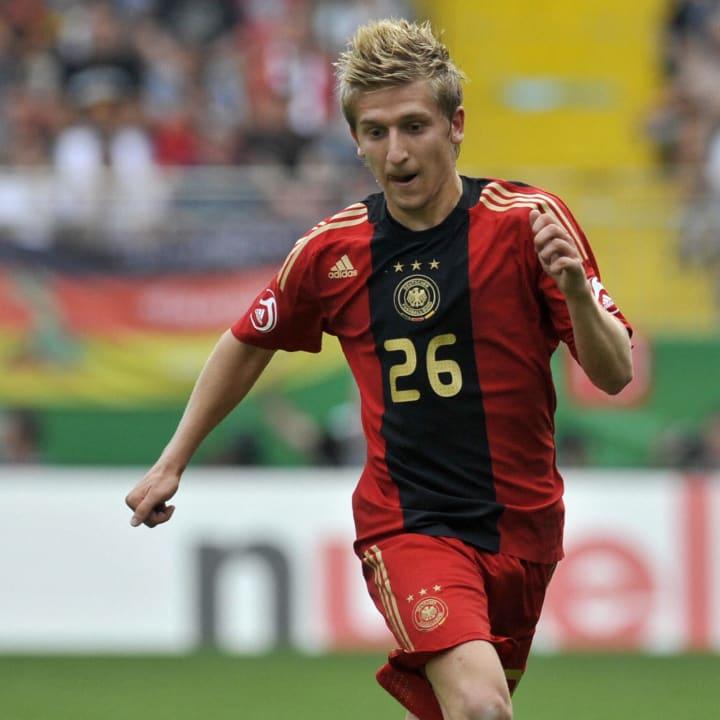 Marin schaffte früh den Sprung ins DFB-Team