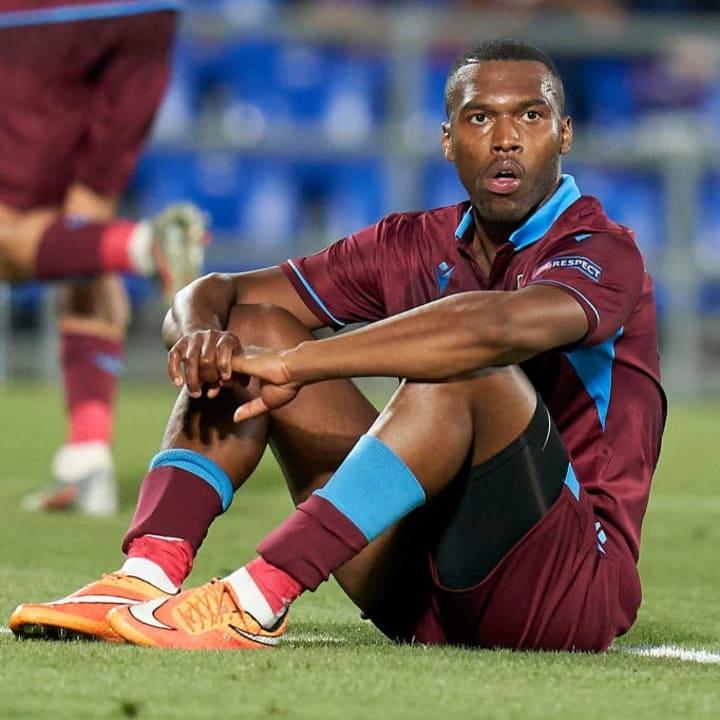 Sturridge left Trabzonspor in March 2020
