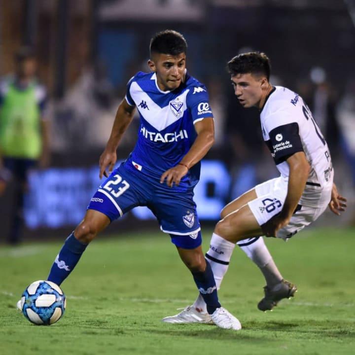 Thiago Almada, Jose Paradela