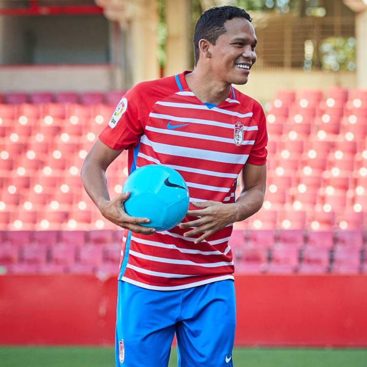 Carlos Bacca now plays for Granada