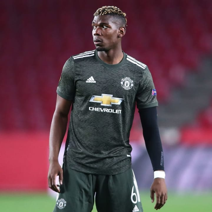 Man Utd have to agree a new contract with Paul Pogba or sell him