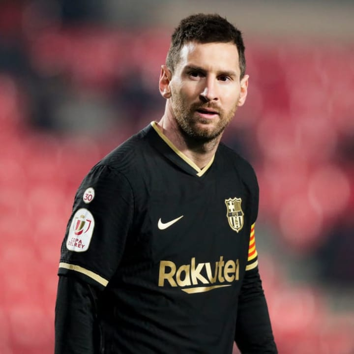 Man City officials are still 'deeply attached' to signing Lionel Messi