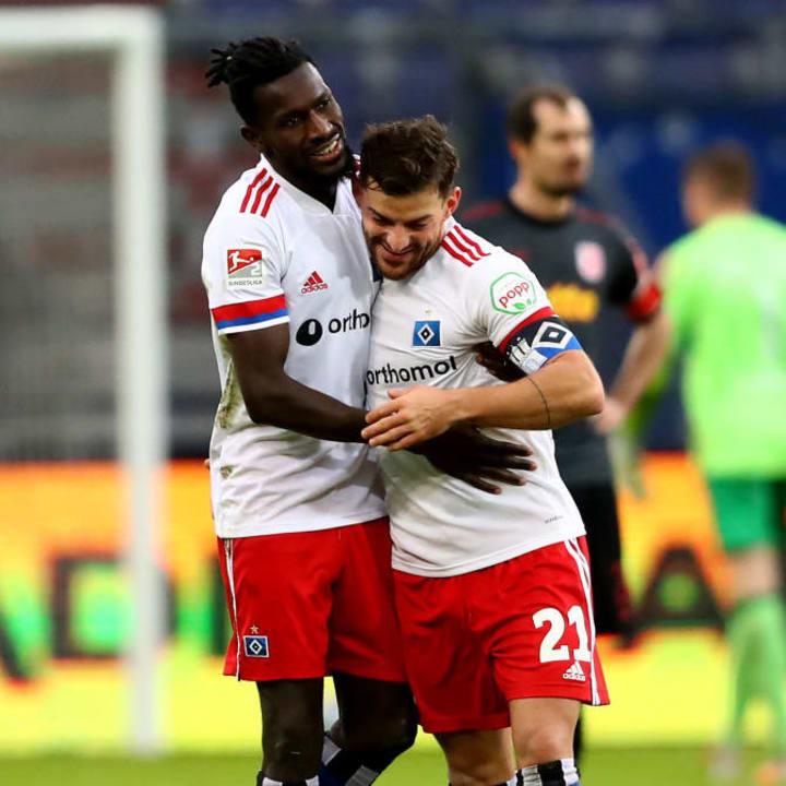 Für den HSV und HSV-II hat Jatta insgesamt schon über 125 Pflichtspiele absolviert