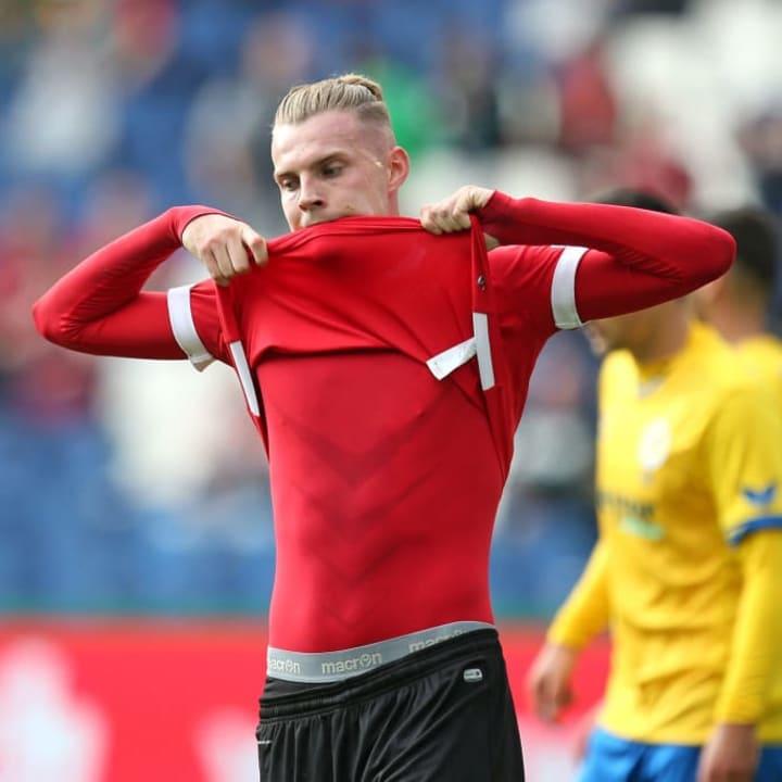 Hannover hätte Ducksch gerne gegen Dursun getauscht