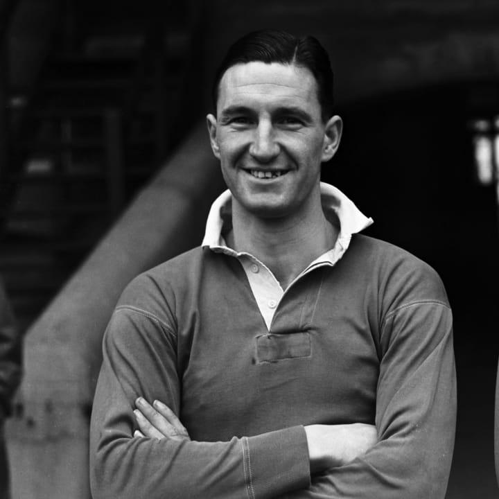Bobby Campbell, John Harris