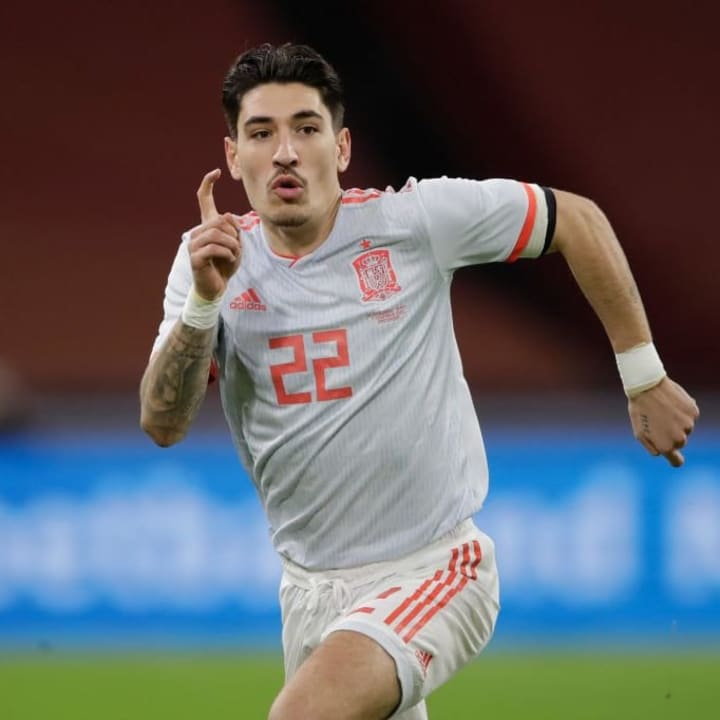 Bellerin is said to have agreed to the move