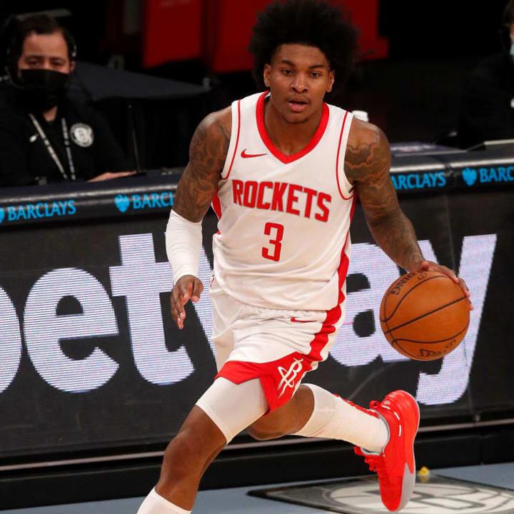 Kevin Porter Jr., Houston Rockets, Christian Wood