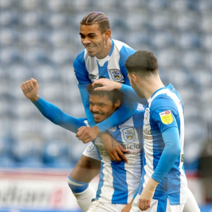 Huddersfield grabbed a huge win against Swansea