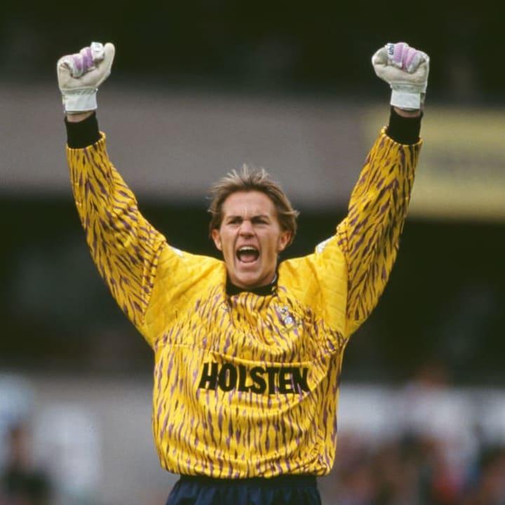 Ian Walker at Tottenham Hotspur