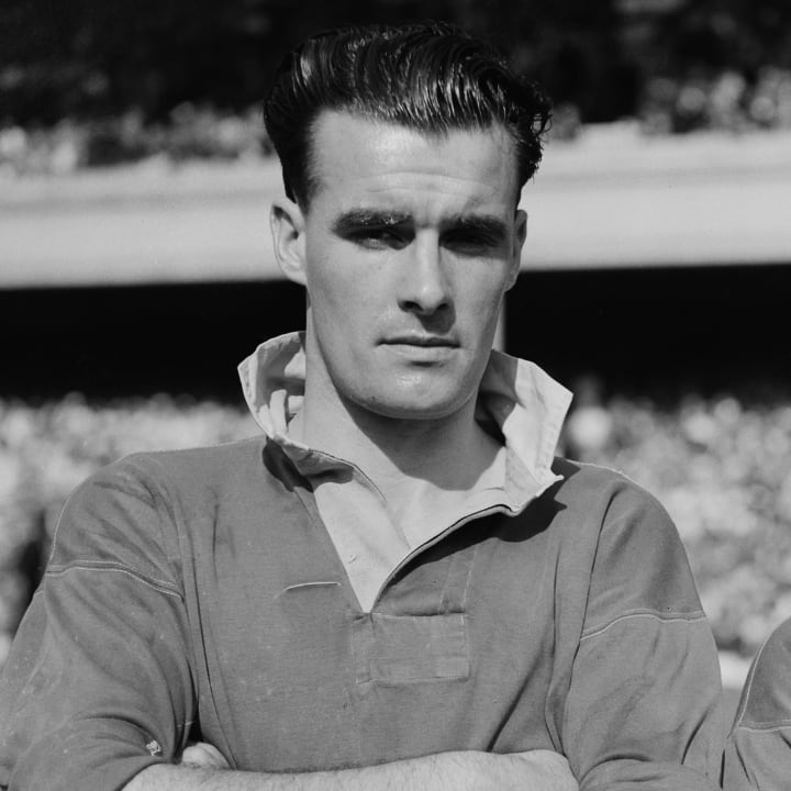 Stan Pearson joined Man Utd aged 16 in 1935