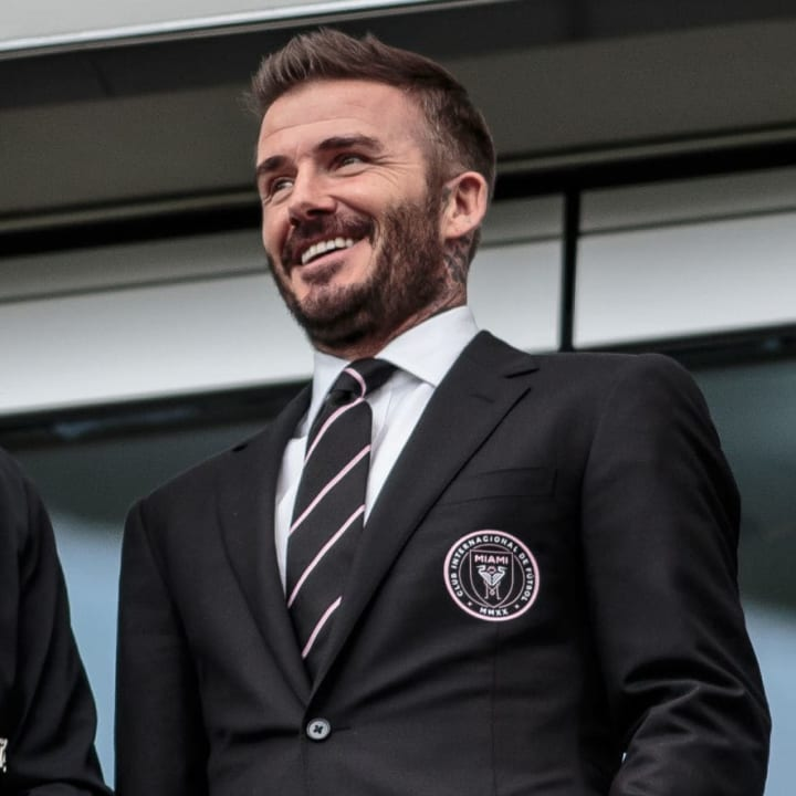David Beckham ist der Eigentümer von Inter Miami