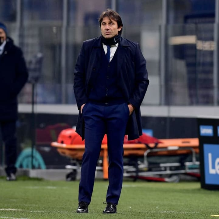 Conte knows all about the struggles
