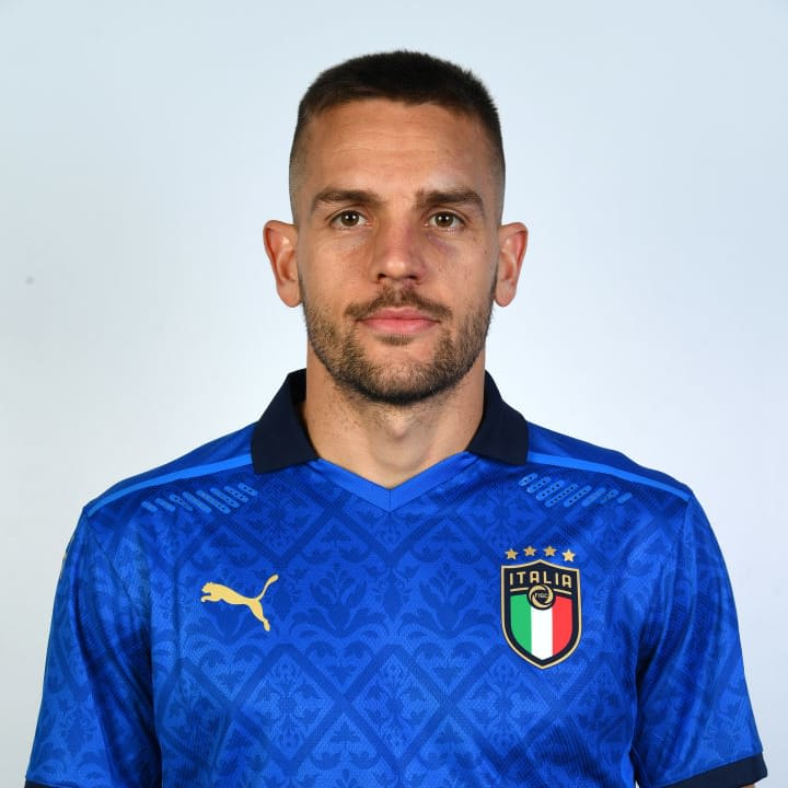 Rafael Toloi is another new boy in the Italy setup