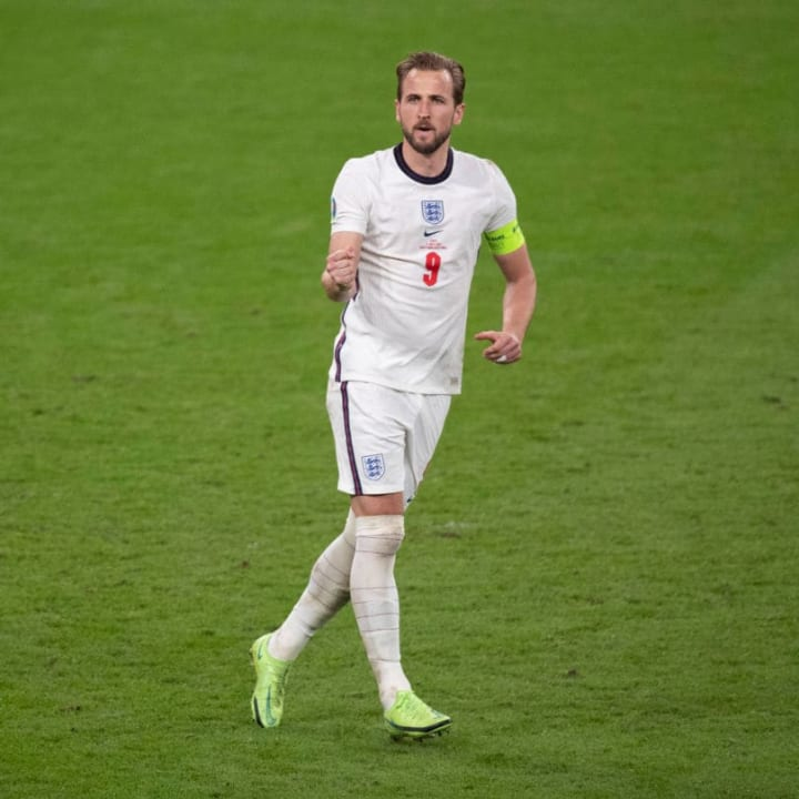 Harry Kane - Soccer Player