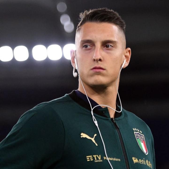 Pierluigi Gollini has one cap for Italy