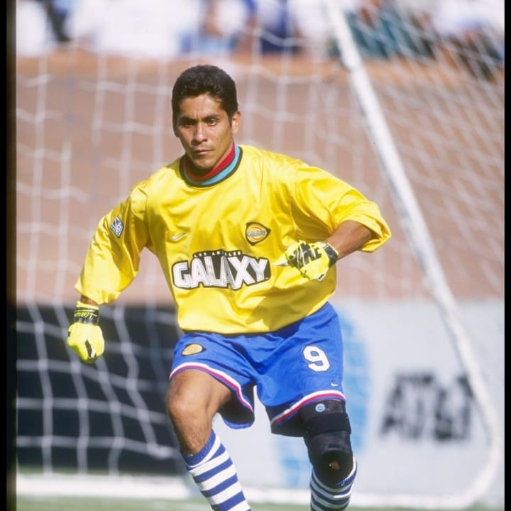 Jorge Campos Galaxy