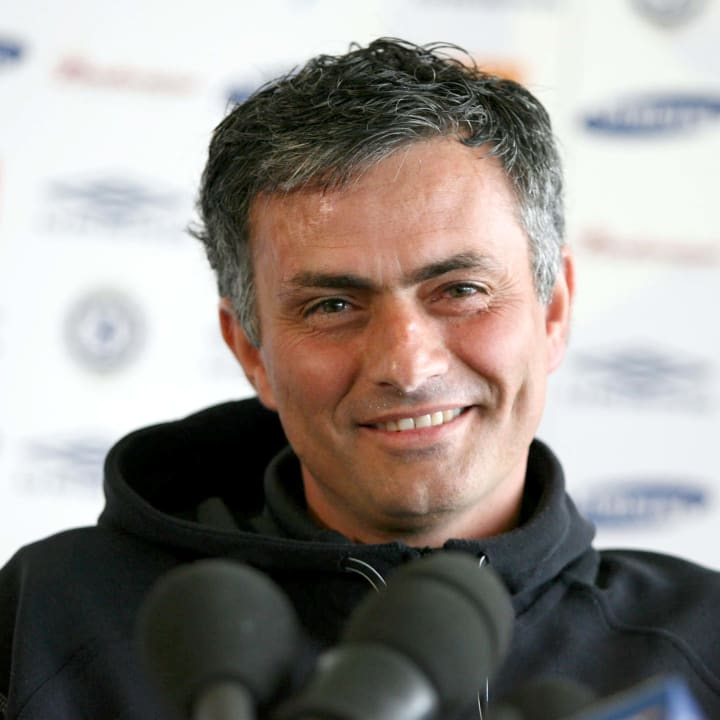 Jose Mourinho Press Conference - April 7, 2006