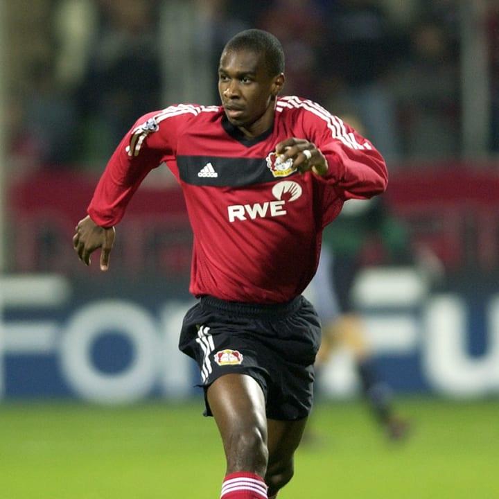 Juan of Bayer Leverkusen