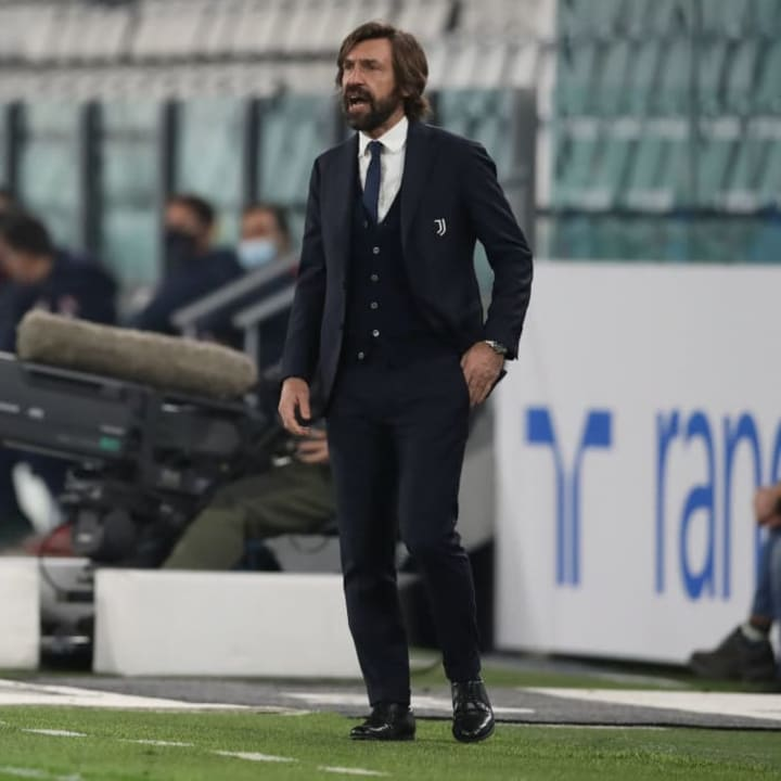 Pirlo has had a rocky debut year