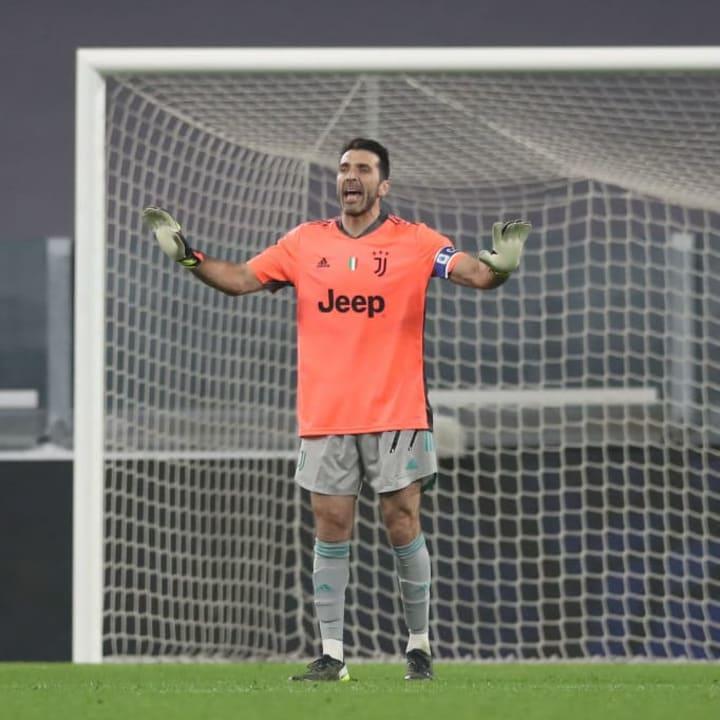 Buffon made even more history